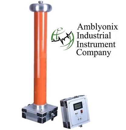 Model 2100 High Voltage Meter, 100 kV
