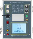 Insulation Resistance Testing Set Model 6010A is a breakthrough Capacitance and Tan/Delta Test