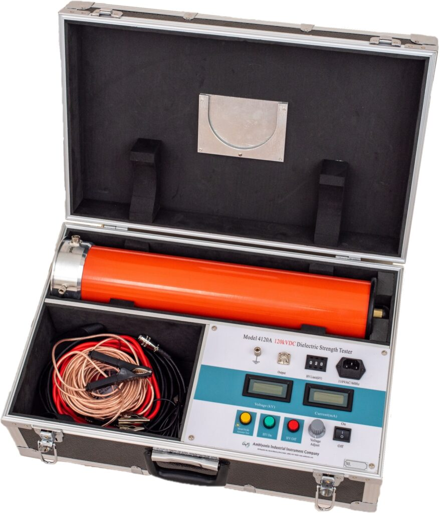 Model 4120 DC Dielectric Tester