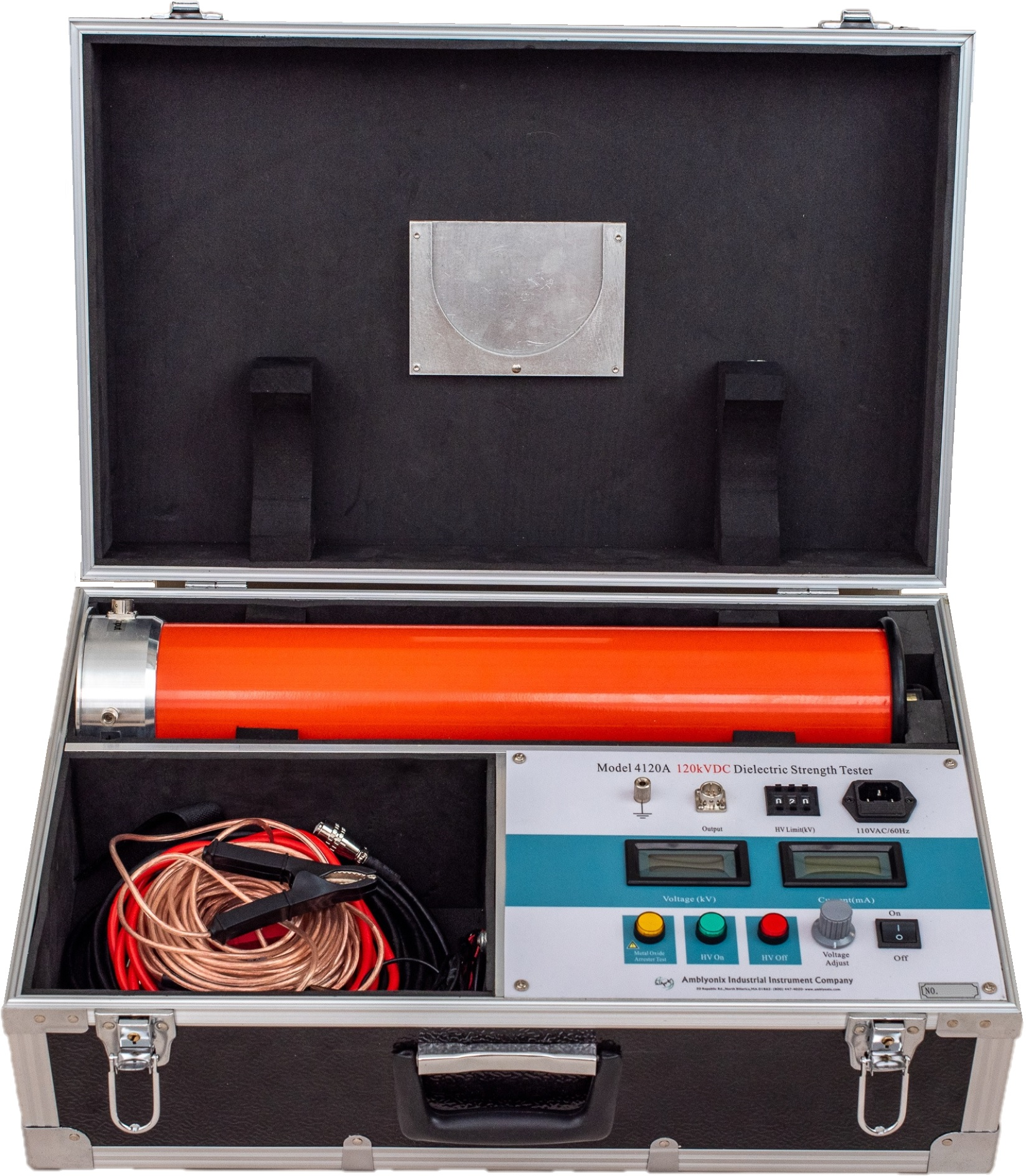 DC dielectric tester
